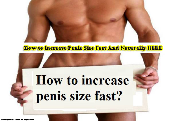 Exercises to increase dick size something also